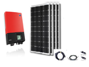 Solar Grid Tied Power Pack