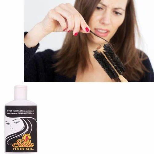 Hair Oil for Hair Damage