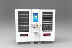 Smart Satellite Vending Machine with Credit & Debit Card