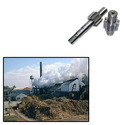 Gear Shafts for Sugar Industry