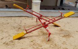 FRP Playground Sea Saw