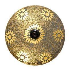 Brown Mosaic Ceiling Lamp