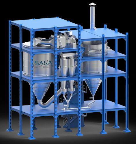 Industrial Spray Dryer