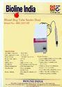 Blood Bag Tube Sealer Dual  BBS 2015 HT