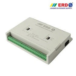 16 Channel CCTV Power Supply with Cable Compensation Switch