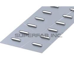 Louvered Plain Cable Tray Cover