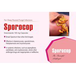 Sporocop Capsules