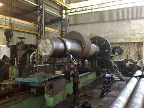 Heavy Duty Lathe Machine Job Work Service Provider From
