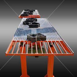 Paver Machine Vibro Table