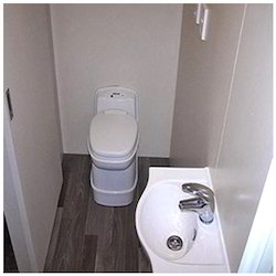 Cool The HHI Pune Property Comes No Where Near That  As You Cross That Part, On One Side You Have Bath , Then Toilet And The Cloak Room None Of Those Doors Have Lock So If You Are With Kids Or Even An Office Colleague, You Have Some