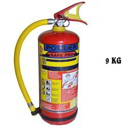 9 Kg Stored Pressure Dry Powder Fire Extinguisher