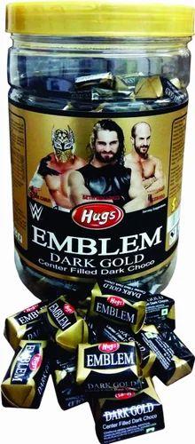 Emblem Dark Gold Milk Chocolate