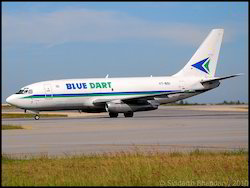 Blue Dart Courier Services