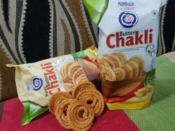 Butter Chakli