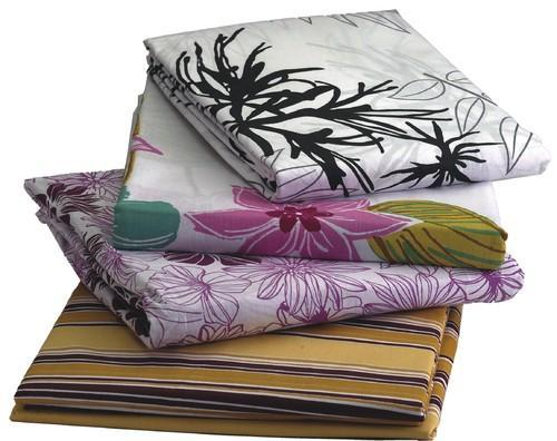 Printed Folded Bed Sheet at Rs 200 /piece(s) | Govindpuri ...