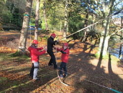 Low Rope Course