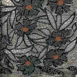 Embroidered Cut Work