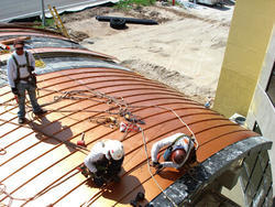 Factory Roofing Work