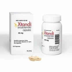 Xtandi (Enzalutamide Capsules)