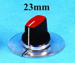 Plastic Collet Knobs 23mm