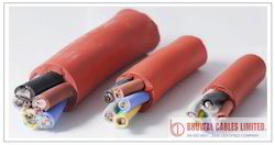 Elastomeric Rubber Flexible Cable