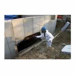 Plug Well Waterproofing Coating