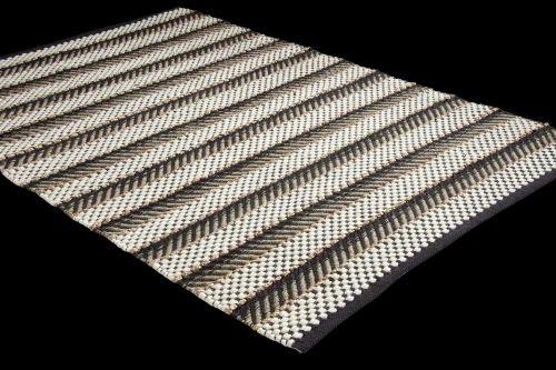 Flat Weave Wool Jute Rug