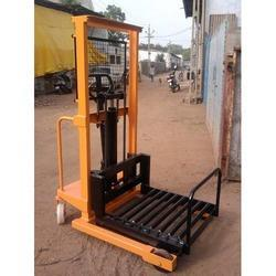 Loading Lift Machine