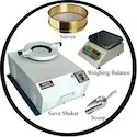 Particle Size Analysis Testing Kit - (SIPSATK-01)