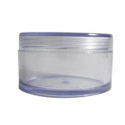 50 Gm Acrylic / San Cream Jar