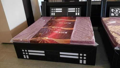 Bedroom Furniture Head Box Bed Manufacturer From Ahmedabad