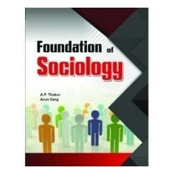 foundation of sociology book