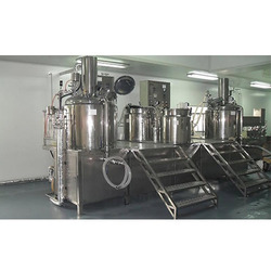Cosmetic Manufacturing Machines