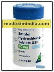 Betapace Tablets