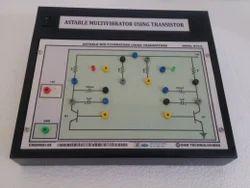 Construction Of Transistor Timer