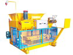 Hollow Block Making Machines