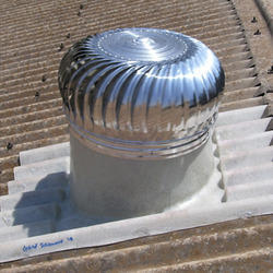 SS Wind Turbine Air Ventilators