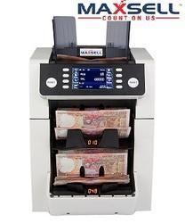 2 Pocket Full Fitness Note Sorting Machine