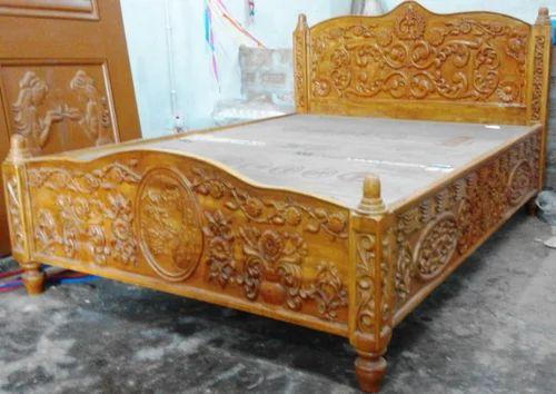 Designer Wooden Diwan Bed Manufacturer From Begusarai