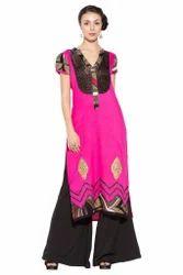 Party Wear Designer Pakistani Styling Long Kurti