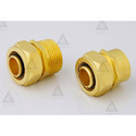 Brass Plumbing Fitting - Male Connectors