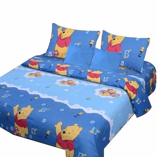 Merveilleux Kids Designer Bed Sheet Fabrics