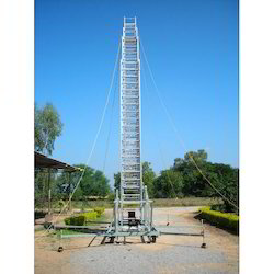 Various Degree Mobile Extension Tower Ladder on Rental