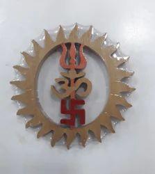 Shreeparni Om Swastik Trishul Surya