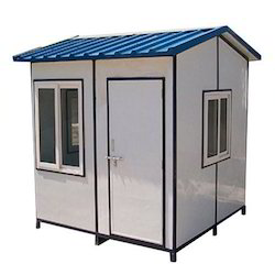 Security Cabin Without Plywood