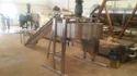 Fertilizer Pan Mixer