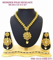 Designer Sempian Necklace Set