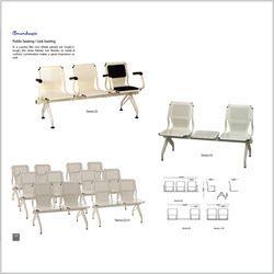 Public Seating / Link Seating Siesta 02 / Siesta 03 / Sie