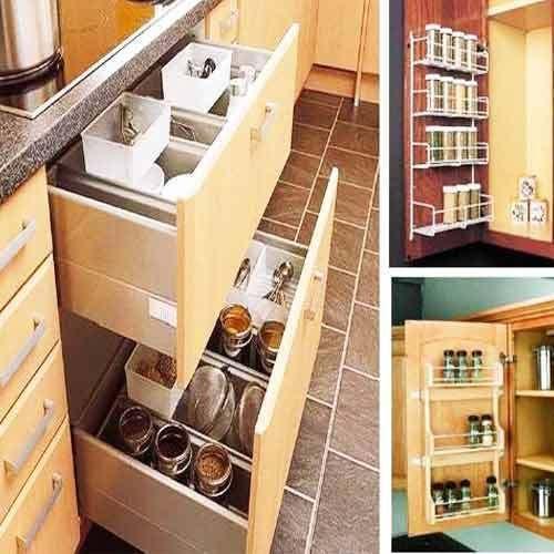 Modular Kitchen Cabinet Service