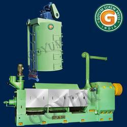 Larger Capacity Oil Nuts Expeller